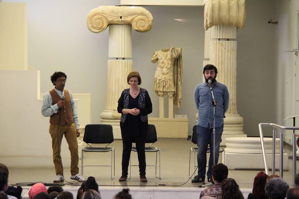 Η τέχνη της αφήγησης: Διαφορετικοί πολιτισμοί και γλώσσες στο Αρχαιολογικό Μουσείο Θεσσαλονίκης