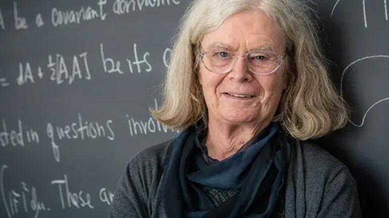 Κάρεν Ούλινμπεκ: η πρώτη γυναίκα μαθηματικός που κερδίζει το Βραβείο Abel