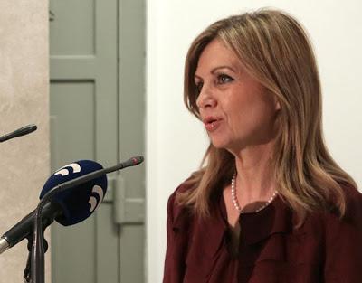 Τζούφη: Αδιαμεσολάβητα και με πάθος ο κόσμος στηρίζει τον ΣΥΡΙΖΑ