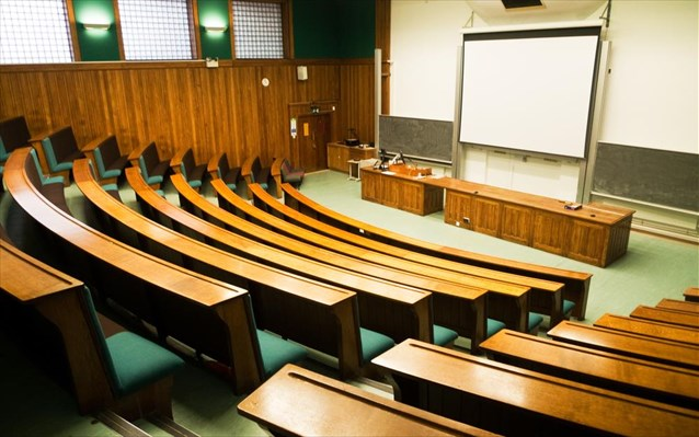 """""""Το Πανεπιστήμιο είναι και πρέπει να παραμείνει κτήμα της κοινωνίας"""""""