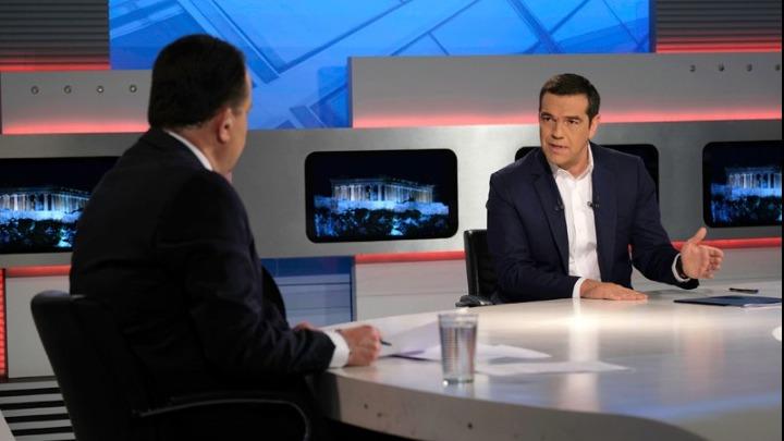 Τσίπρας: Κυβέρνηση με κορμό τον ΣΥΡΙΖΑ ή κυβέρνηση που θα φέρει τη χώρα πίσω