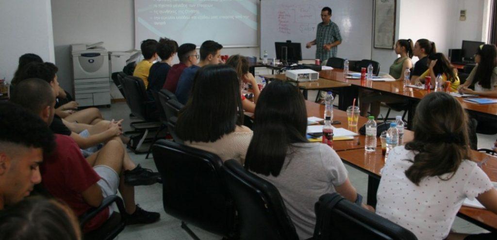 «ThesSummerSchool»: Επιχειρηματικότητα για μαθητές στο ΠΑΜΑΚ