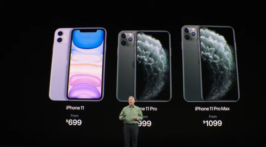 Apple: Αυτό είναι το νέο iPhone 11 Pro με τριπλή κάμερα - Χαρακτηριστικά (Βίντεο)