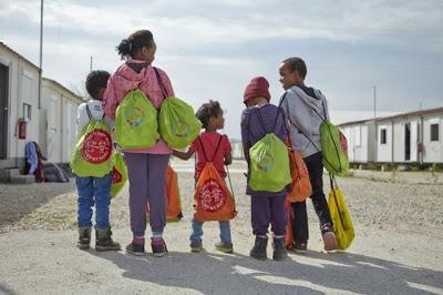 """""""Όλα τα προσφυγόπουλα στα πρωινά δημόσια σχολεία με την ίδρυση των απαραίτητων δομών"""""""