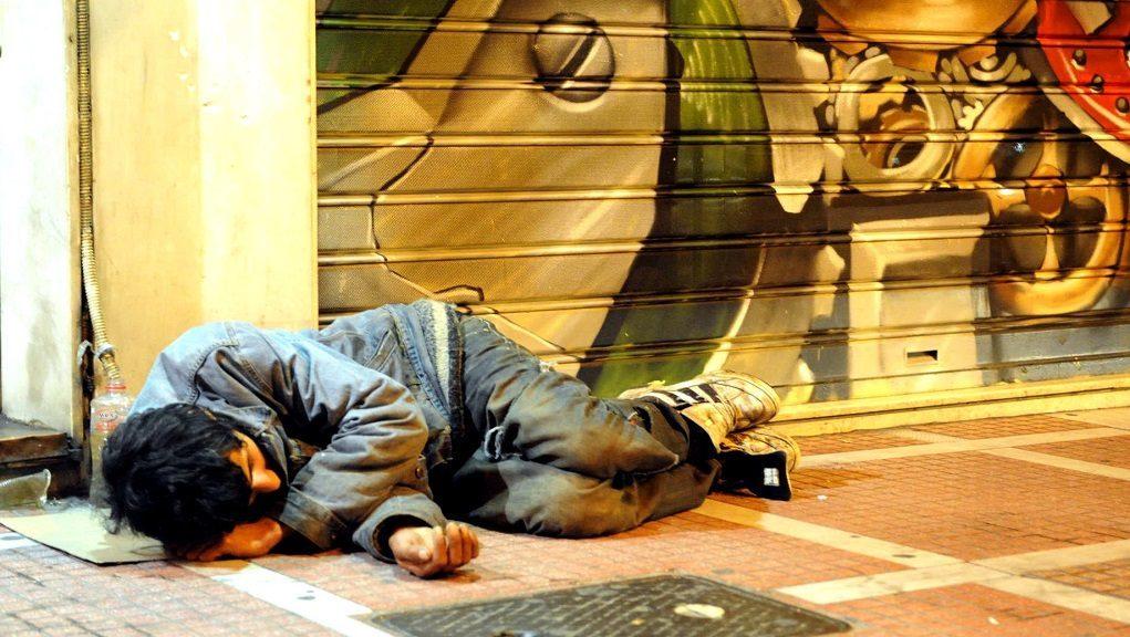 Τι σημαίνει το Πάσχα για έναν άστεγο;