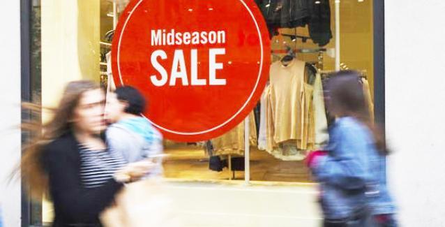 Ενδιάμεσες εκπτώσεις: Ποιά Κυριακή είναι ανοιχτά σούπερ μάρκετ και μαγαζιά