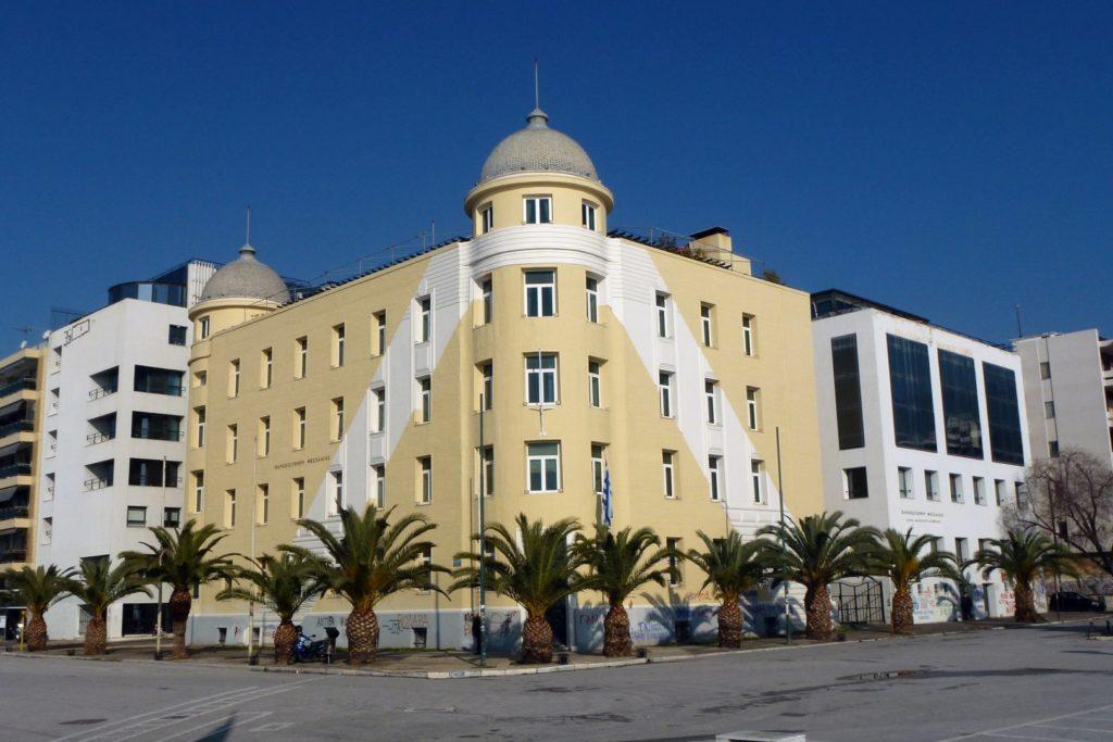 Υπό κατάληψη το γραφείο της Πρυτανείας του Πανεπιστημίου Θεσσαλίας στο πρώην ΤΕΙ Λάρισας