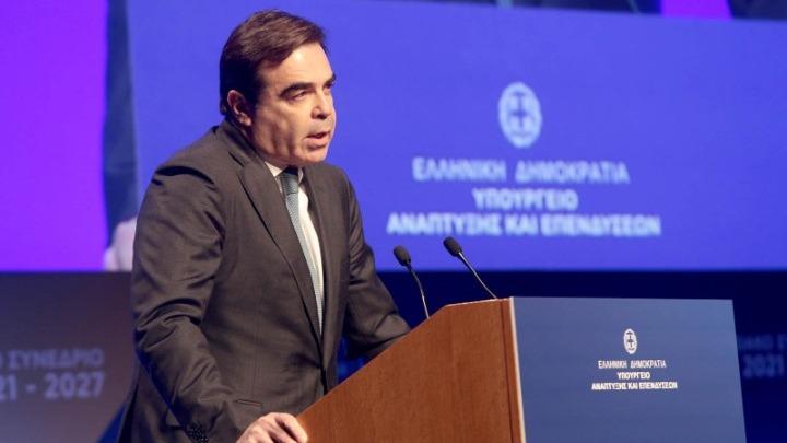 Σχοινάς: Η Ελλάδα πρωταθλήτρια Ευρώπης στον εμβολιασμό