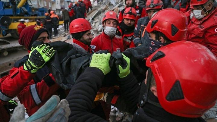 Τουρκία-σεισμός: Στους 35 ο αριθμός των νεκρών