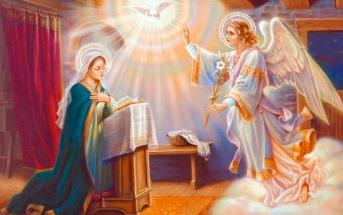 Ο Ευαγγελισμός της Θεοτόκου, ως αφετηρία Νίκης και Θεραπείας της ανθρώπινης ασθένειας