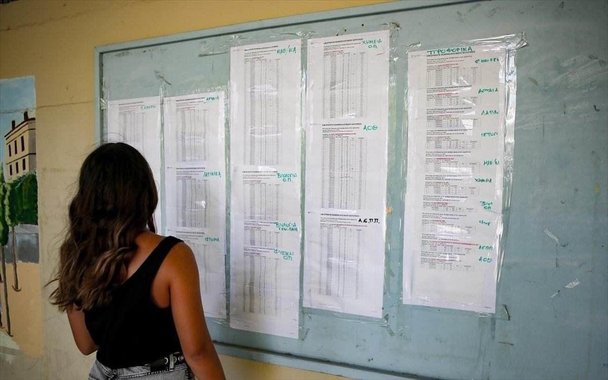 Βάσεις 2020: Σε ποιές σχολές σημειώθηκε η μεγαλύτερη άνοδος