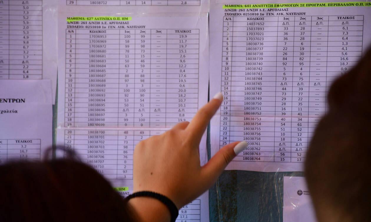 Βάσεις 2020: Δείτε ΕΔΩ τα αποτελέσματα των Πανελληνίων - Οι βάσεις για κάθε σχολή