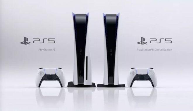 PlayStation 5: Παρουσιάστηκε η εντυπωσιακή κονσόλα της Sony
