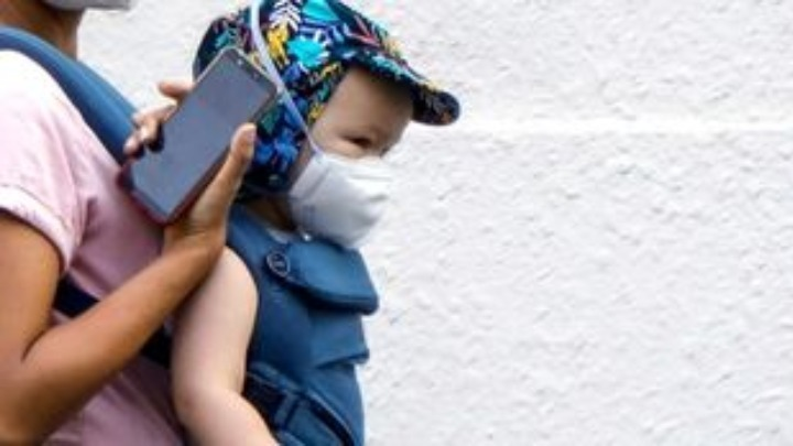 Covid-19: Τα βασικά συμπτώματα στα παιδιά
