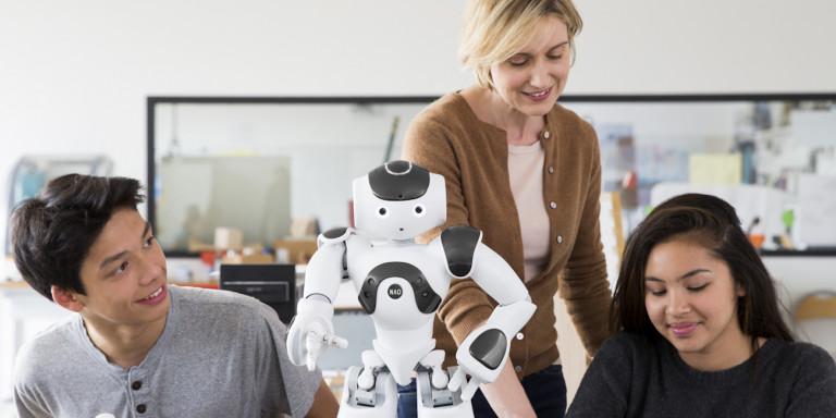Έρχονται ρομπότ στους τομείς της εκπαίδευσης και της έρευνας