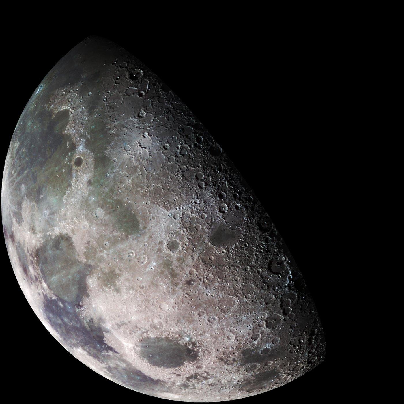 Η ακτινοβολία στην επιφάνεια της Σελήνης 200 φορές μεγαλύτερη από τη Γη - Δείτε το λόγο!