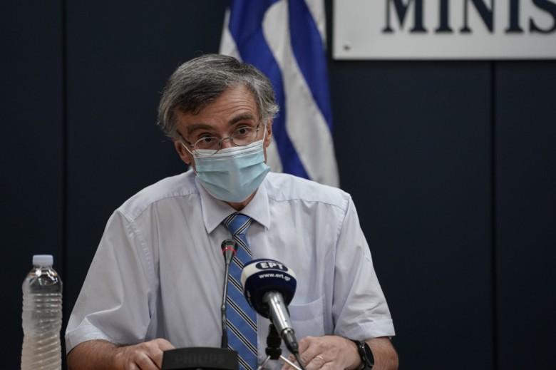 Κλειστά σχολεία - Τσιόδρας: Είχαμε διαφωνίες για τα σχολεία - Το κριτήριο της απόφασης
