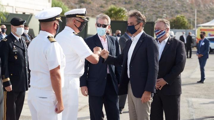 Μητσοτάκης: «Στενές όσο ποτέ οι σχέσεις ΗΠΑ-Ελλάδας»