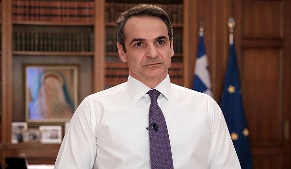 Κορονοϊός - Μητσοτάκης: Τα τρία ΝΕΑ μέτρα οικονομικής στήριξης - Ποιοί δικαιούνται επίδομα 800 ευρώ