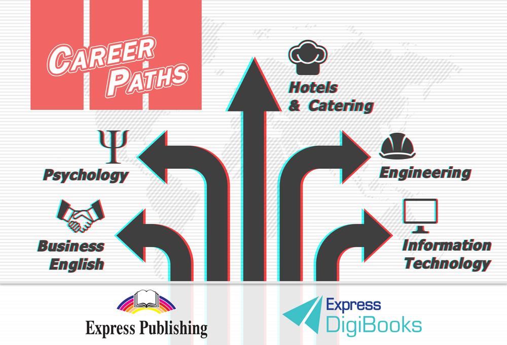 Career Paths: Επαγγελματικά αγγλικά για όλους! - Δείτε αναλυτικά
