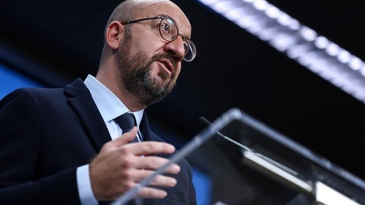 Σαρλ Μισέλ: Η Ευρωπαϊκή Ένωση εκφράζει τη λύπη της για τις προκλήσεις της Τουρκίας στην ανατολική Μεσόγειο
