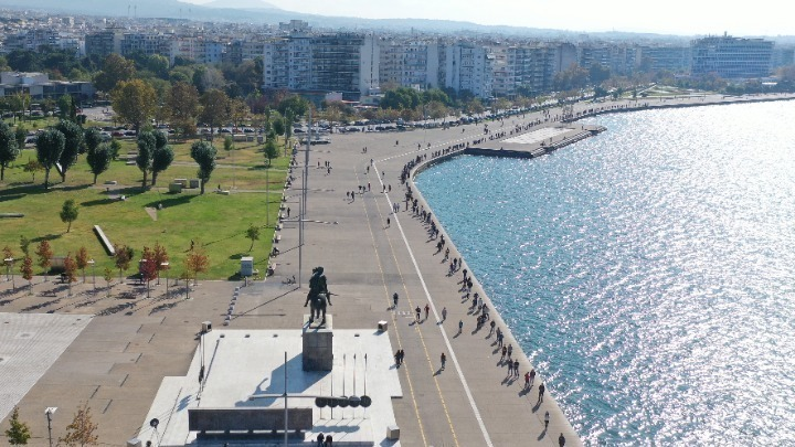 Κορονοϊός – Θεσσαλονίκη: Συνεχίζεται η αποκλιμάκωση του ιικού φορτίου στα λύματα