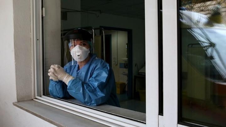 Χριστούγεννα στο νοσοκομείο για τους ήρωες της πανδημίας