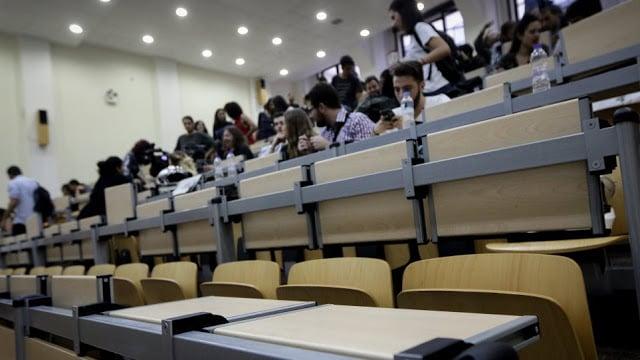 Συριγός: Πότε θα γίνουν οι κατατακτήριες – Τι θα ισχύσει με τα self test στους φοιτητές
