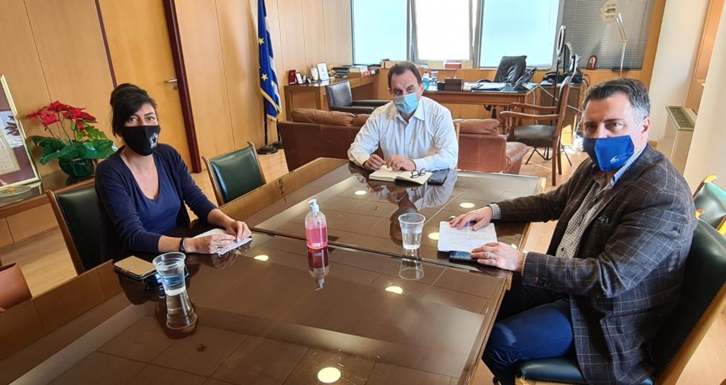ΠΟΣΥΠ: Συνάντηση με τον Υφυπουργό Ψηφιακής Διακυβέρνησης