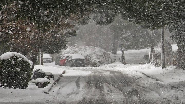 Κακοκαιρία «Λέανδρος»: Νέα επιδείνωση, με χιόνια, και θυελλώδεις ανέμους - Έκτακτο δελτίο ΕΜΥ
