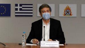 Μ. Χρυσοχοΐδης σε ΕΛΑΣ: Είστε οι μικροί ήρωες της εποχής