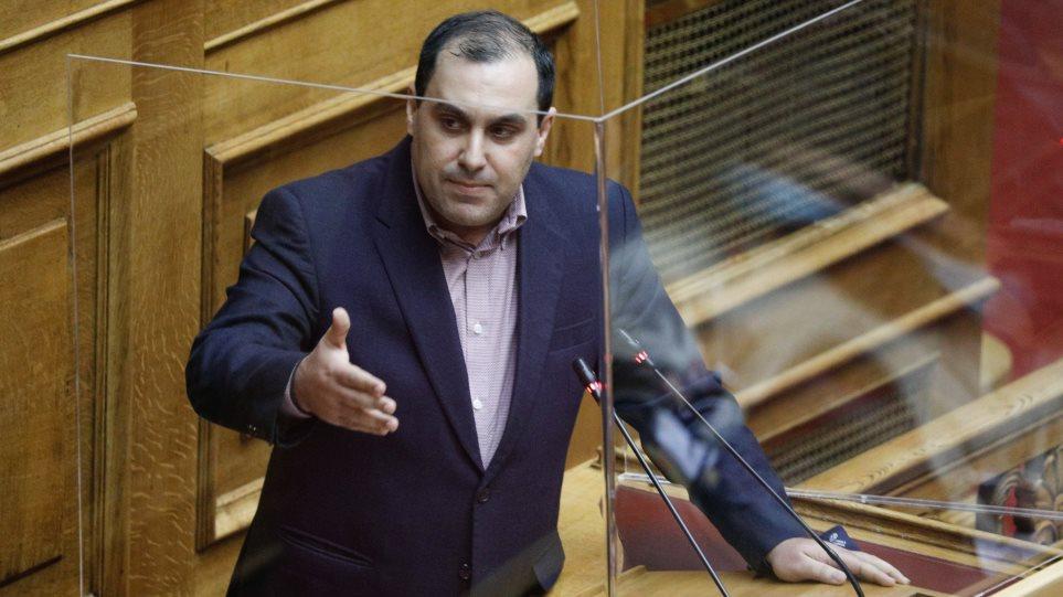 Κατσαφάδος: Ο Τσίπρας έλεγε ψέματα στη Βουλή για το ΠΑΠΕΙ
