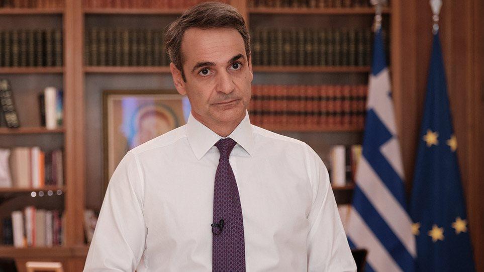 Μητσοτάκης για το ΑΕΠ: «Η Ελλάδα είναι στον δρόμο της επιτυχίας και θα επιτύχει»