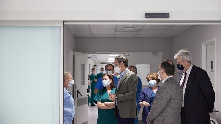 Μητσοτάκης για κορονοϊό: Οι μεταλλάξεις έκαναν πιο μεταδοτικό τον ιό