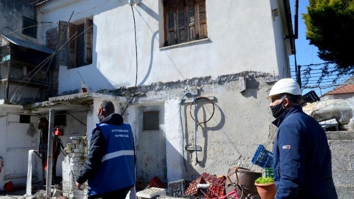 Λάρισα: Κλειστά όλα τα σχολεία μέχρι τις 10 Μαρτίου λόγω του σεισμού