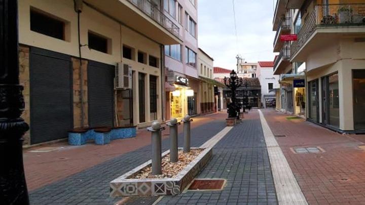 Ελεύθερες οι διαδημοτικές μετακινήσεις αλλά κλειστά καταστήματα σε Θεσσαλονίκη, Κοζάνη, Αχαΐα