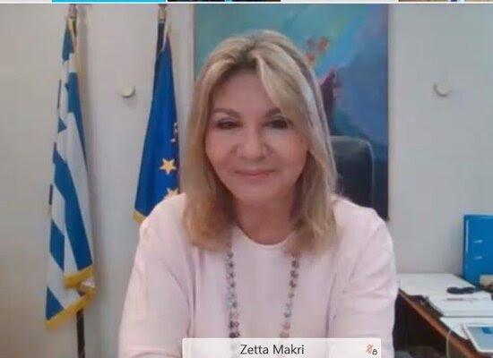 Υπουργείο παιδείας: Η Ζέττα Μακρή για την πρώτη Διεθνή Πιστοποίηση της Αρχαίας Ελληνικής Γλώσσας