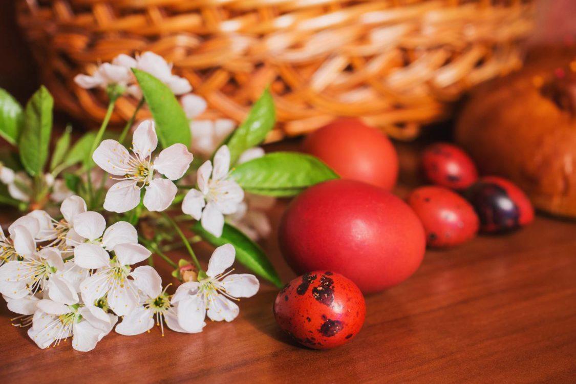 Πάσχα: Παντζαρόφυλλα για βάψιμο των αβγών και άλλα φυτά