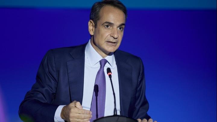 Μητσοτάκης: Ελλάδα και Ιταλία ζητούν κοινή αγορά φυσικού αερίου