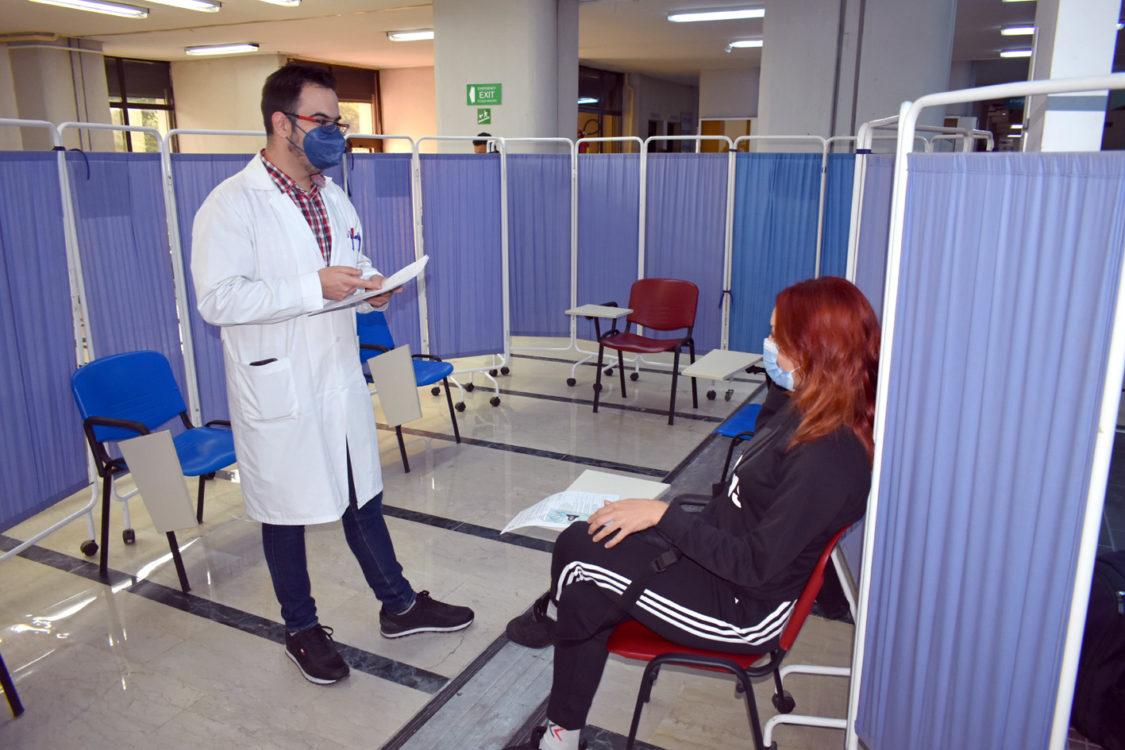 ΠΑΜΑΚ: Εμβολιαστικό κέντρο και δωρεάν μάσκες στους φοιτητές